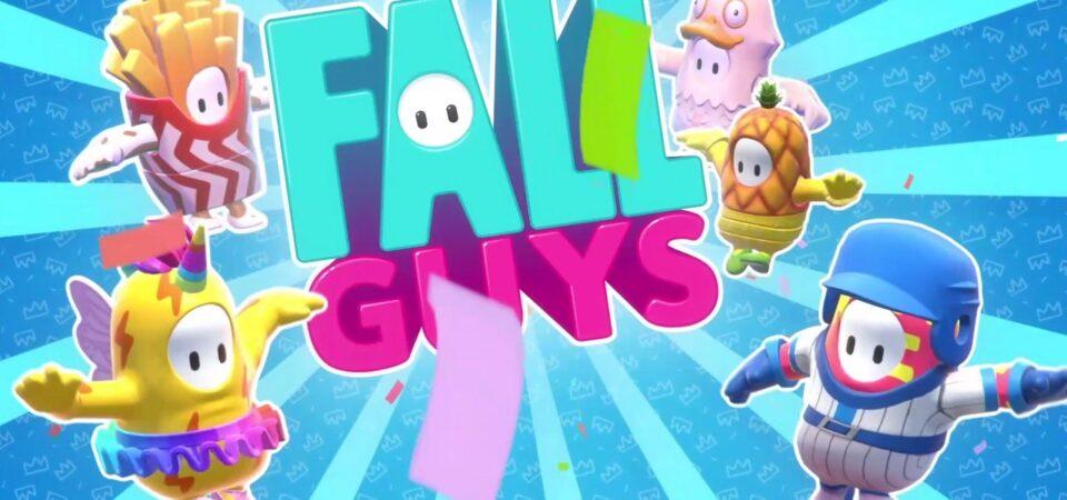 Покупка игрового аккаунта Fall Guys